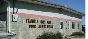 Band Library Building
