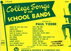 College Flute Music